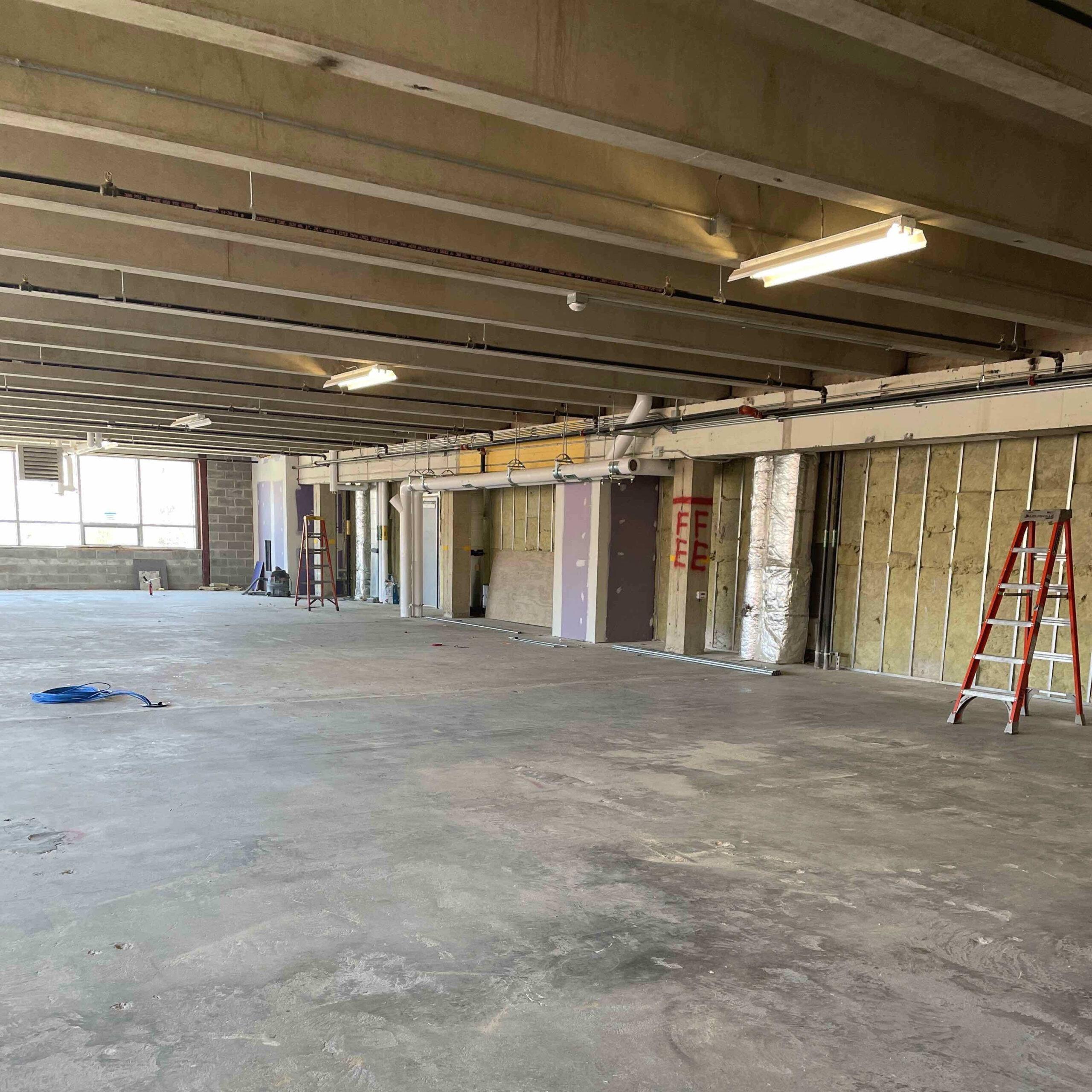 SUNY- Fredonia- Houghton Hall Renovation